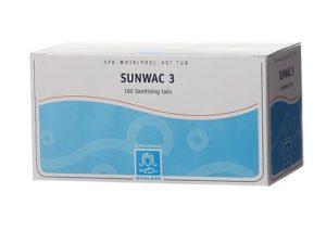 SunWac 3 klortabletter 160 stk