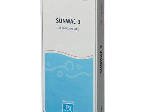 SunWac 3 klortabletter 32 stk