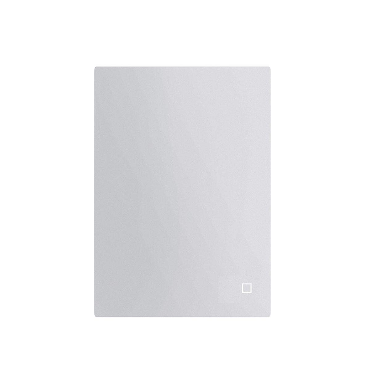 Speil50-120 medbakenforliggendeLED-lys