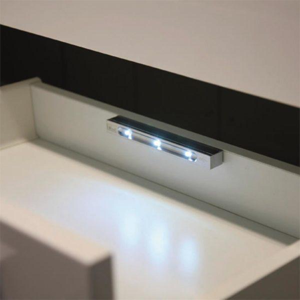 VikingBad LED lyslist for skuff