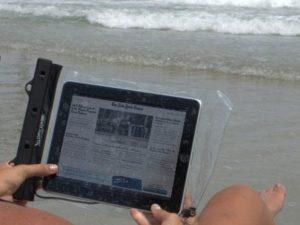 DryCase Tablet - vanntett bag nettbrett