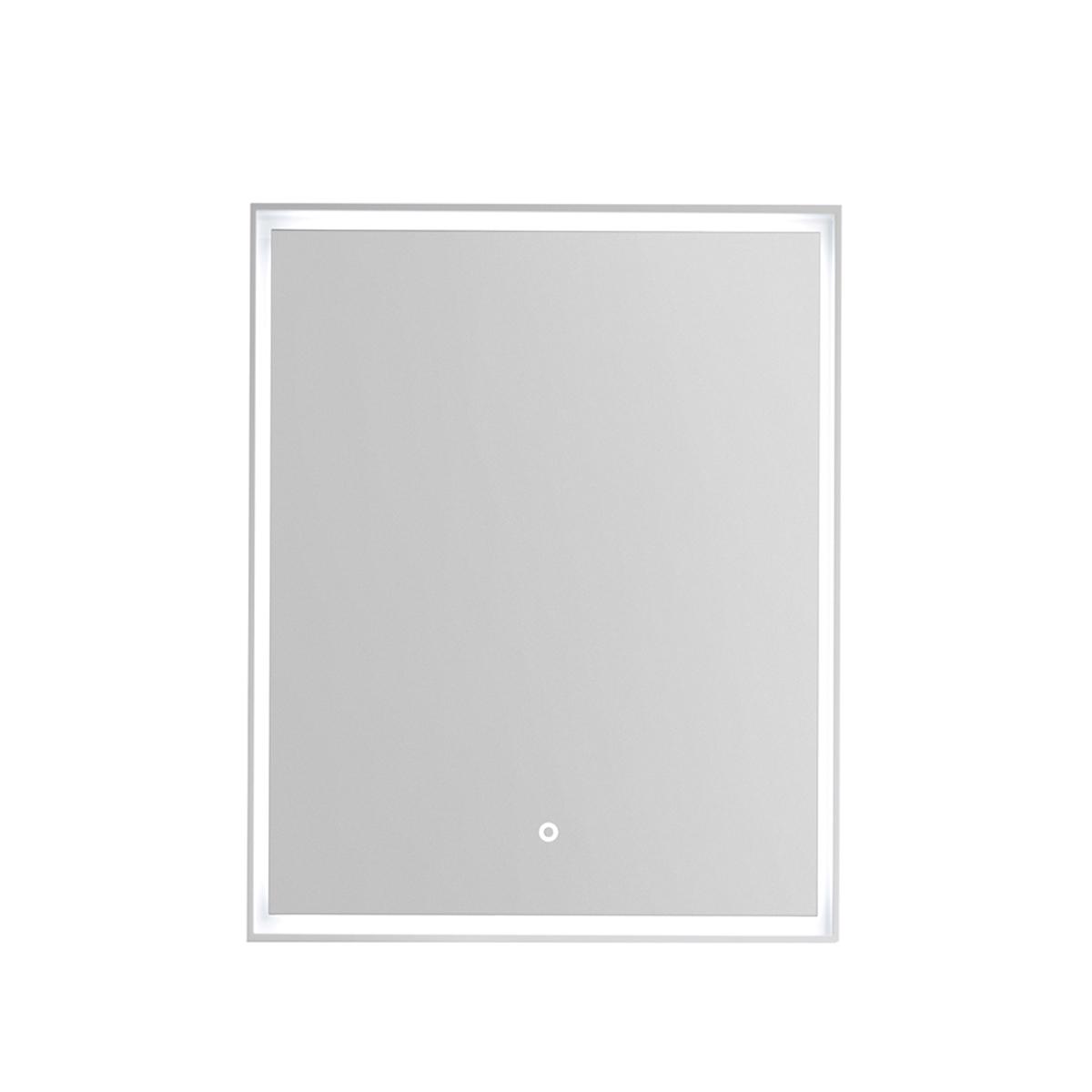 Rammespeil60-120 medomsluttendeLED-lys