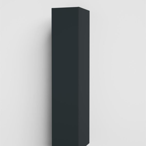 MIE 176 høyskap - Mørk grå
