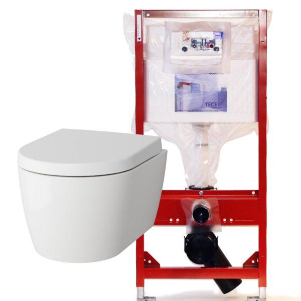 Aida kompakt med STD soft close sete