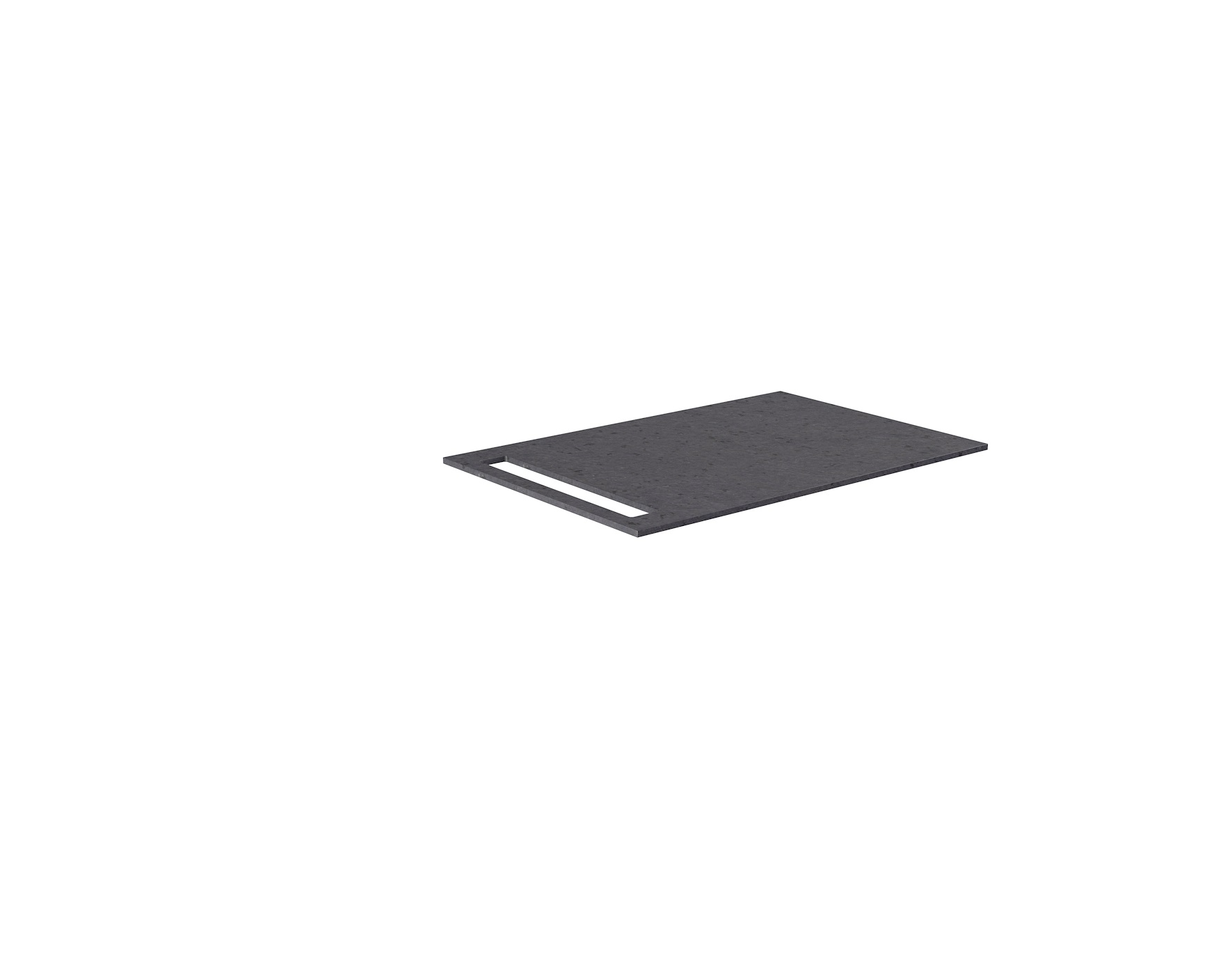 BenkeplateHPLmedhåndkleholder 70-210