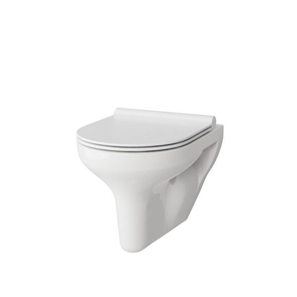 Vito vegghengt toalett
